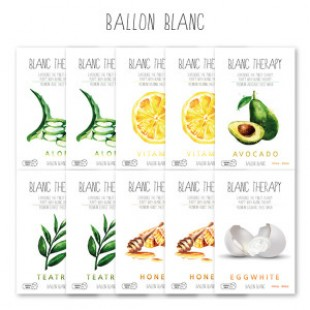 BALLON BLANC Blanc Theraphy Mask Sheet 10pack