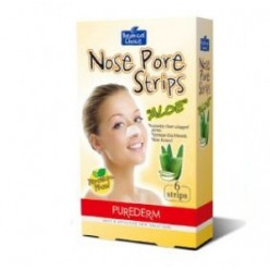Purederm Nose Pore strips Aloe