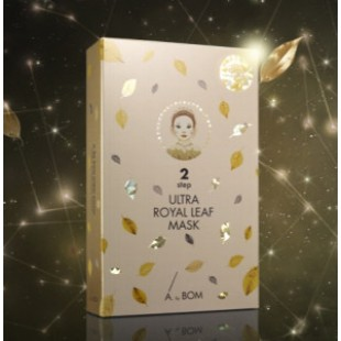ABYBOM 2Step Ultra Royal Leaf Mask 33ml*10ea