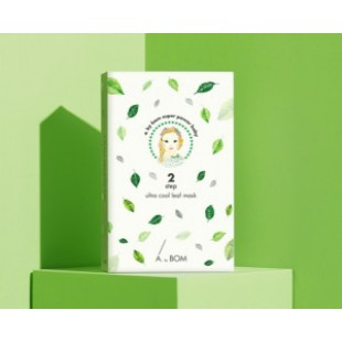 ABYBOM 2Step Ultra Cool Leaf Mask 31ml*10ea