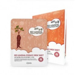 ESFOLIO Pure skin Red Ginseng essence mask sheet _10sheet