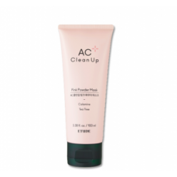 ETUDE HOUSE AC Clean Up Pink Powder Mask 100ml