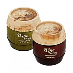 HOLIKAHOLIKA Wine Therapy Sleeping Mask Pack 120ml