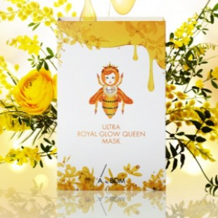 ABYBOM Ultra Royal Glow Queen Mask 25ml*10ea