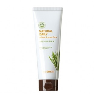 THE SAEM Natural Daily Wheat Sprout Pack 120ml