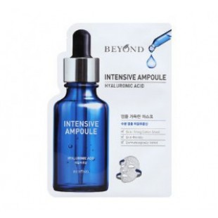 BEYOND Intensive ampoule mask - Hyaluronic acid (5sheet)