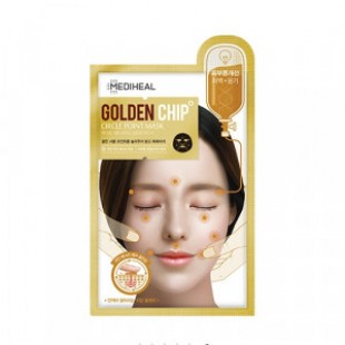 MEDIHEAL Circle Point Chip Mask 25ml*10ea