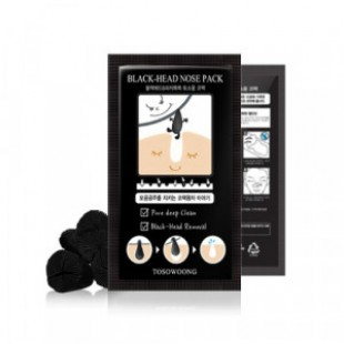 TOSOWOONG Black Head Nose Pack 8ea/Box