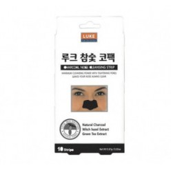 [Online Shop] LUKE Charcoal Nose Cleansing Strips 10pcs