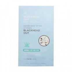 THE FACE SHOP Blackhead Out Aloe Nose Strips (1EA)