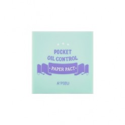 APIEU Pocket Oil Control Paper Pact