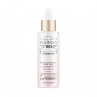 THE FACE SHOP The Therapy Whitening Tone-Up Serum 50ml