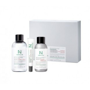 Ample n Hyaluron Shot Homme 2 set