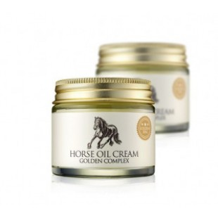 CHARMZONE Horse oil cream golden complex 70g