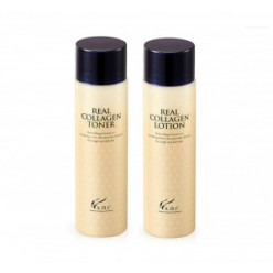 A.H.C Real collagen Toner 140ml +Lotion 140ml