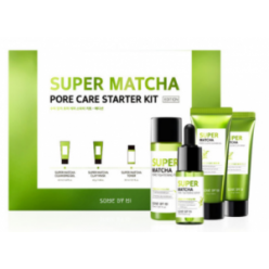 SOME BY MI Super Matcha Pore Care Starter Kit 42ml+42g+30ml+10m