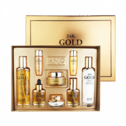 ANJO 24K Gold Skin Care Set (6 item) 1 set
