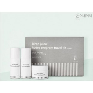 E NATURE Birch juice hydro program travel kit