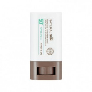 THE FACE SHOP Natural Sun Eco Inorganic Sunscreen Stick SPF50+ PA+++ 20g