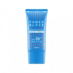 APIEU Power Block Water Proof Mild Sun Cream SPF50+ PA++++ 50ml