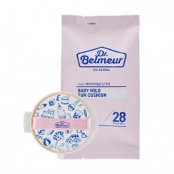 THE FACE SHOP Dr. Belmer UV Derma Baby Mild Sun Cushion Refill SPF28 PA++ 15g