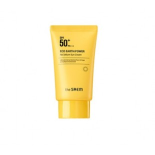 Eco Earth Power No Sebum Sun Cream SPF50+ PA+++ 150g