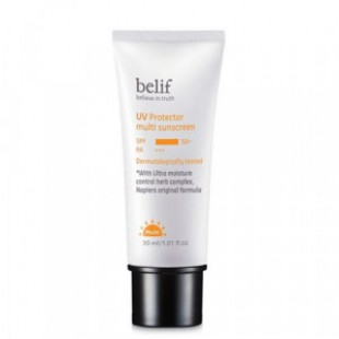 BELIF UV Protector Multi Sunscreen SPF50 30ml