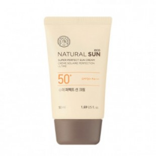 THE FACE SHOP Natural Sun Eco Super Perfect Sun Cream SPF50+ PA+++ 50ml
