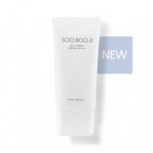APIEU Soo Boo Ji Sun Cotton SPF50+ PA++++ 50ml