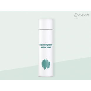 E NATURE Squeeze Green Watery Toner 150ml