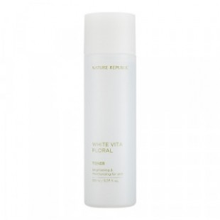 NATURE REPUBLIC White Vita Floral Toner 150ml