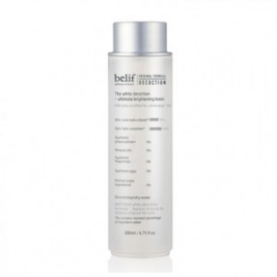 BELIF The White Decoction Ultimate Brightening Toner 200ml