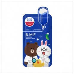 MEDIHEAL Line Friends N.M.F Aquaring Ampoule Mask 27ml 1box (10pcs)