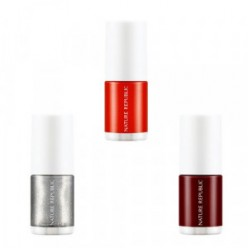 NATURE REPUBLIC Color and Nature nail color 8ml (#01~#10)